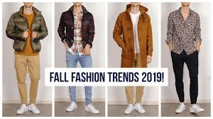 Everything you NEED to Know About <b>Men's Fall Fashion</b> Trends for ...