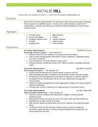 Call Center Representative Resume. marketing representative resume ... Call Center Customer Service Resume Sample - call center representative resume