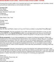 sample social work resume cover letter   tomorrowworld co  sample social work resume cover letter