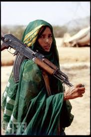 Pinterest     The world     s catalog of ideas Africa  Fighter with AK      Tuareg