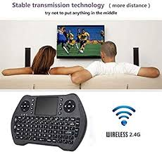 <b>MT10 Wireless Keyboard Fly</b> Air Mouse for Android Smart TV Box ...