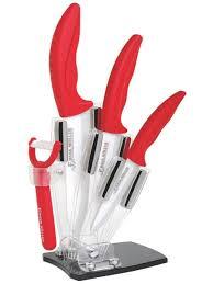 Набор <b>керамических</b> ножей на подставке, 5 предметов FRANK ...
