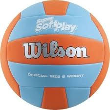 <b>Мяч волейбольный Wilson Super</b> Soft Play WTH90119XB р.5 ...