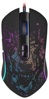 Купить <b>Мышь Defender Witcher GM-990</b> RGB Black USB черный ...