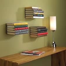 the invisible book shelf bookcase book shelf library bookshelf read office