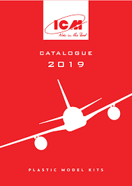Каталог моделей ICM на 2019 год by Hobby.Rudic - issuu
