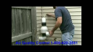 Radon Remediation System Installation Video - Radon Mitigation ...