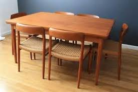modern dining table teak classics: danish modern teak dining table danish modern teak dining table