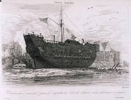Image result for PRISON SHIPS TO AUSTRALIA