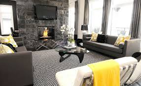 grey living room amusing gray and yellow in the living room a dash of elegant sophistication chic yellow living room