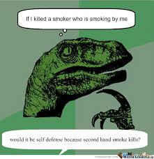 Second Hand Smoke by slynn22 - Meme Center via Relatably.com