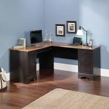 walmart home office desk. sauder harbor view corner computer desk antiqued white finish walmartcom walmart home office a