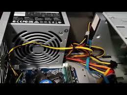 TrashPC#16. <b>Блок питания AeroCool Eco</b> 400W - YouTube