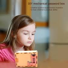 Коробка с паролем для детей, школьный эксперимент, школьные ...
