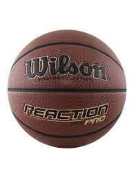 Турнирный <b>баскетбольный мяч REACTION</b> PRO 285 BSKT <b>Wilson</b> ...