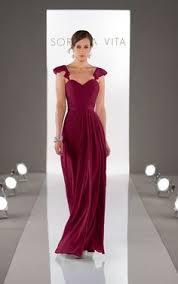 <b>vestido</b>-<b>mae-noiva</b>-vermelho-marsala   Bridesmaid dress styles ...