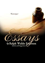 essays by ralph waldo emerson first series second series essays by ralph waldo emerson first series second series ralph waldo emerson jeff riggenbach 9781455154180 com books