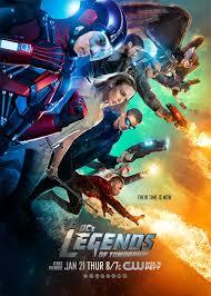 Legends of Tomorrow – HD 2700p – Dublado e Legendado