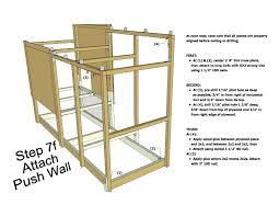 Happy Valley Hen House Building Guide  Chicken Coop Plans    Sample page of portable chicken house plans  Page f from the Happy Valley Hen