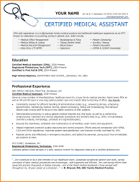 business appreciation letter sample resume sample for medical 8 certified medical assistant resume resume reference medical assistant duties resume