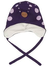 <b>Шапка</b> для девочки <b>Huppa Silby</b>, цвет: темно-лиловый. 83710000 ...