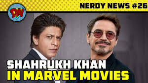 Shahrukh in MCU, Captain <b>Marvel</b> Trailer, Henry Cavil Exits ...