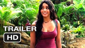 Journey 2: The <b>Mysterious Island</b> Official Trailer #1 - Dwayne ...