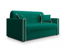 <b>Диван Римини 1</b>,<b>4</b> Аккордеон Зеленый Велюр 170х90х107