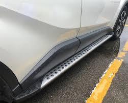 Toyota C-HR <b>Боковые подножки V3</b> купить по лучшей цене – в ...