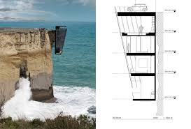 most amazing cliff house floor plans