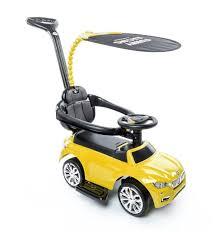 <b>Машина</b>-<b>каталка Happy Baby</b> Jeepsy 50010 Yellow: купить за ...