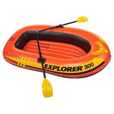 Стоит ли покупать Надувная <b>лодка Intex Explorer</b>-<b>300</b> Set (58332 ...