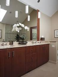 hotel inspired bathroom contemporary bathroom bathroom pendant lighting