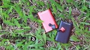 <b>Alfawise Mini True Wireless</b> Bluetooth Earphones - YouTube