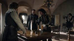 Image result for the musketeers the prize photos