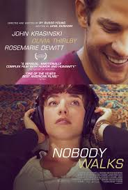 Exclusive: Poster For 'Nobody Walks' Starring Olivia Thir   The ... via Relatably.com