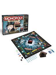 <b>Игра настольная</b> Монополия Банк без границ <b>MONOPOLY</b> ...