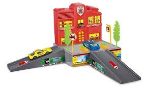 <b>Dave Toy</b> Игровой <b>набор</b> Пожарная станция 32018 — купить по ...