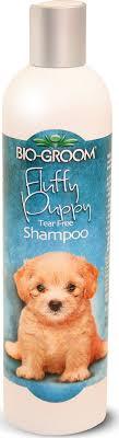 """<b>Шампунь для щенков Bio-Groom</b> """"Fluffy Puppy"""", без слез, 355 мл"""