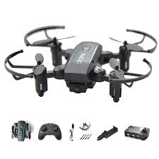 <b>IN1601 Mini RC</b> Drone 2.4G 720P with Camera Wifi FPV Foldable ...