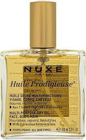 <b>Nuxe</b> Huile <b>Prodigieuse Multi Usage</b> Dry Oil, 3.ounces: Amazon.ca ...