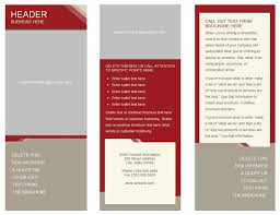 flyer templates best agenda templates microsoft word brochure template