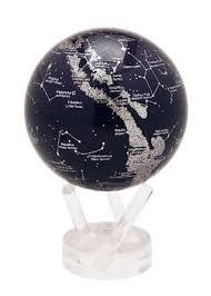 <b>Глобус</b> самовращающийся Звездное небо <b>MOVA GLOBE</b> (12см ...