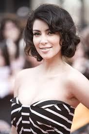 Kim Kardashian short bob hairstyle