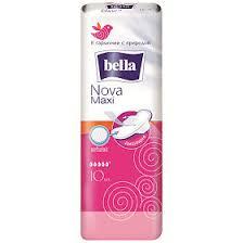 <b>Bella Прокладки Nova</b> Maxi <b>softiplait</b> air, 10 шт. - купить, цена и ...