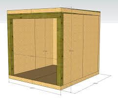 box 1 build garden office kit