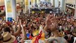 Maxi festa a Malpensa per anniversario T1: museo e concerto di ...