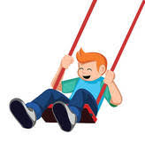 Image result for free clipart of swings