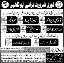 various jobs opportunity in saudi arabia for al jabir company various jobs opportunity in saudi arabia for al jabir company 1st 2016