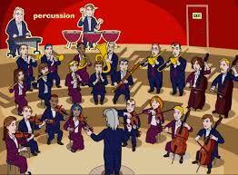 Resultado de imagen para la orquesta sinfonica
